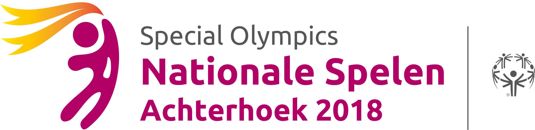 Special Olympics Nationale Spelen