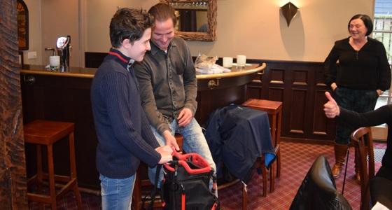 G-Golf Winterkampioenschap Golfen met Verstandelijke Beperking