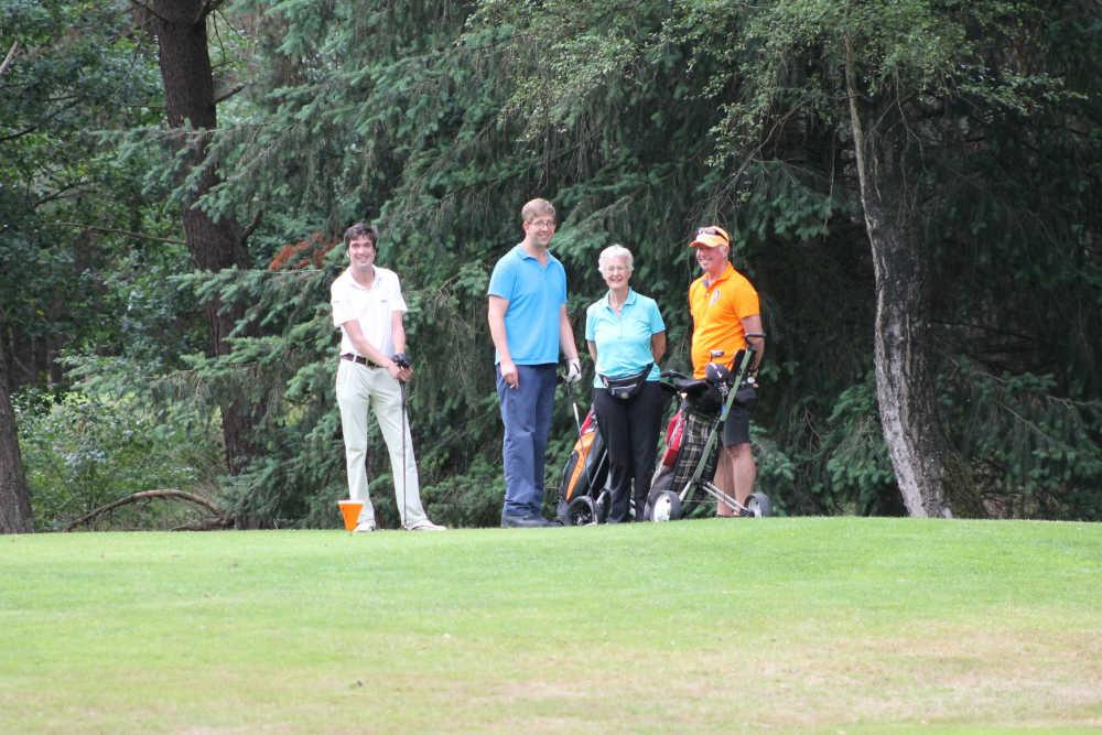 G-Golfers G-Golf Golfen met verstandelijke beperking