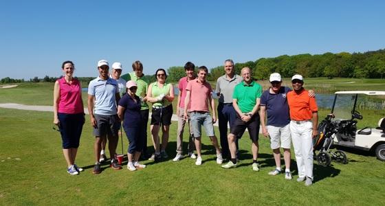 Golfclub Prise d'Eau G-Golf Nieuwsbrief Mei 2018 Golfen